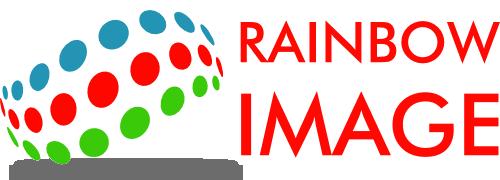 Rainbow Image Lymington   Sign, Logo and Clothing Printing ...